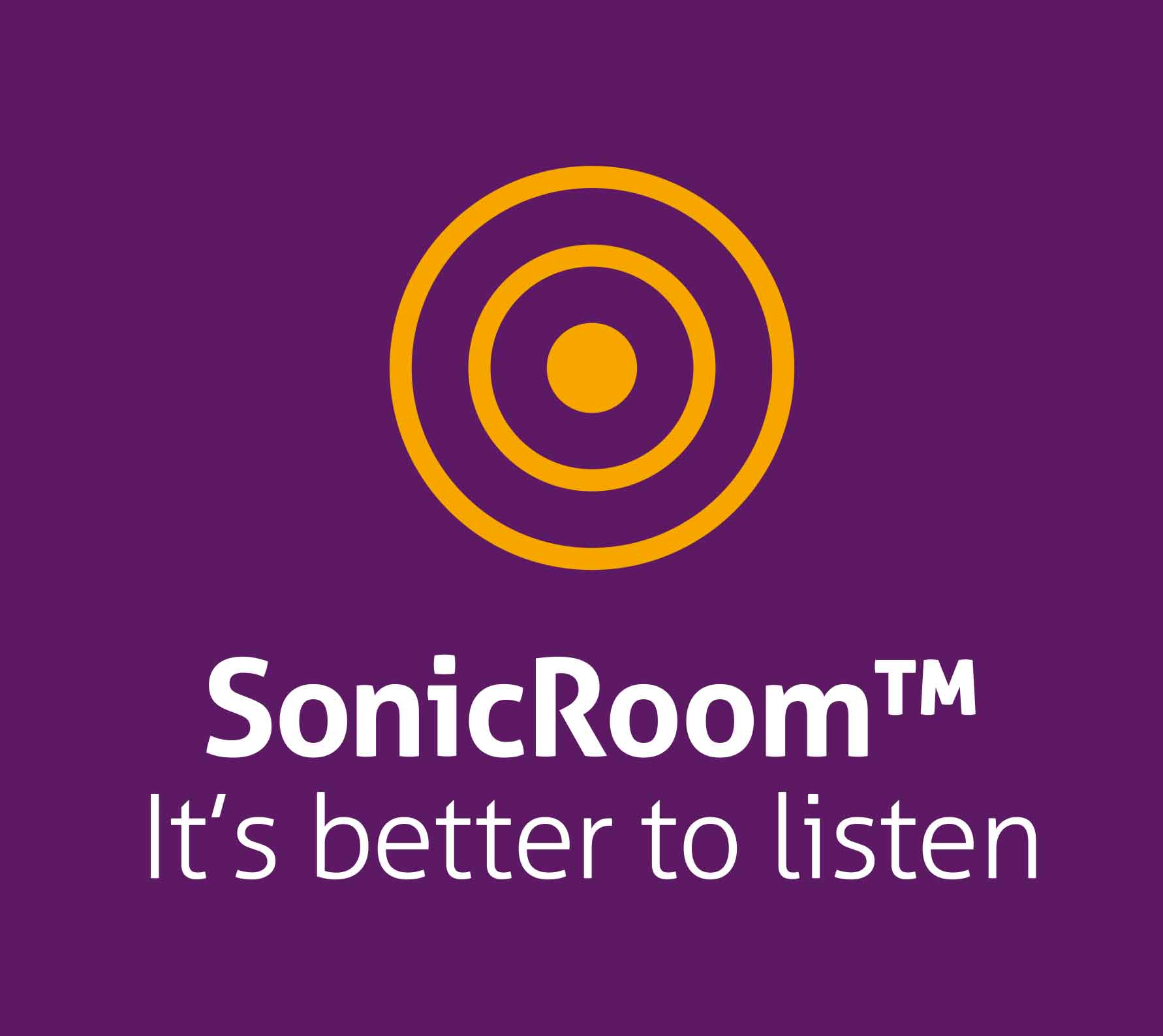 Brochure: About our SonicRoom™