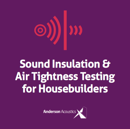 Brochure: Sound Insulation & Acoustic Testing