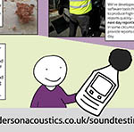 Printable: Meet the Sound Testers